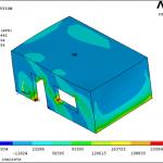 تحلیل دینامیکی و ارزیابی مقاومسازی لرزهای سازههای بنایی با استفاده از نرمافزار