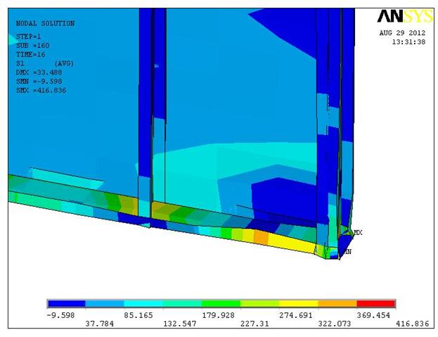 بررسی عملکرد لرزهای دیوارهای متشکل از مقاطع سبک سرد نورد شده به همراه صفحات پوشش فلزی تحت اثر بار جانبی