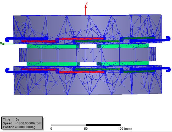 طراحی بهینه و مقایسه عملکرد موتورهای مغناطیس دائم شارمحوری و هیسترزیس جهت استفاده در خودرو برقی