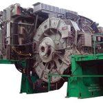 طراحی بهینه موتور سنکرون پنج فاز آهنربا دائم داخلی جهت کاربردهای سرعت پایین